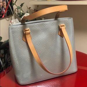 Medium size blue Handbag